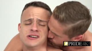 Masturbacja zamieni się w mocny anal