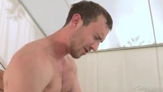 Connor Maguire pragnie chuja Mike Gaite